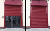 Solid Electric Shutter