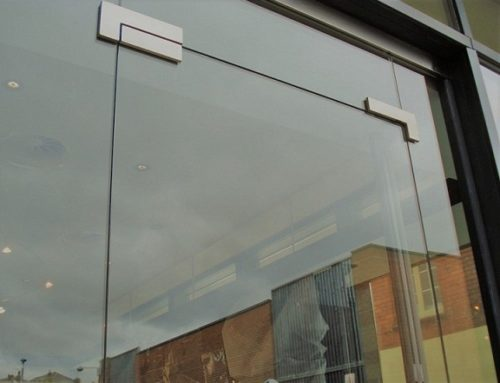 Frameless Shop Front Installer in Bromley, Greater London