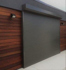 Industrial Roller Shutter Doors Installed