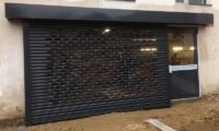 Punch Hole Roller Shutters