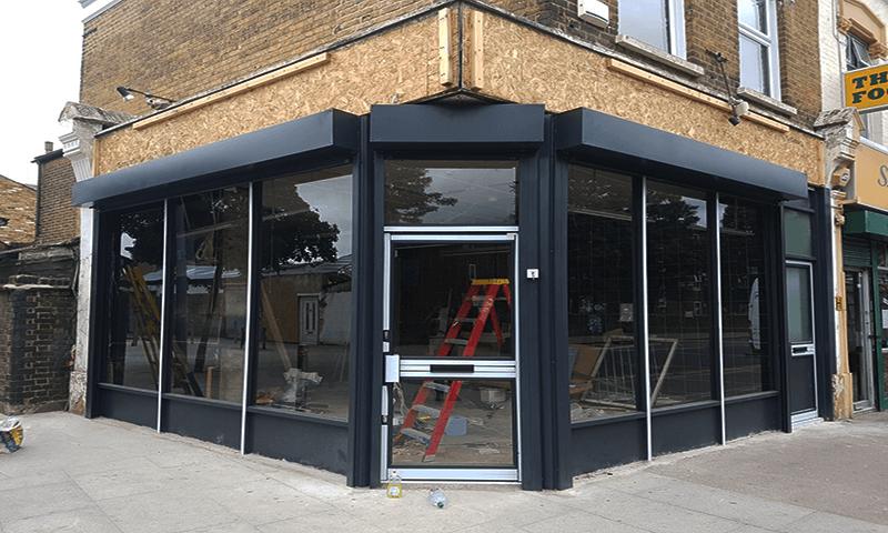 Aluminium-Shopfronts-London