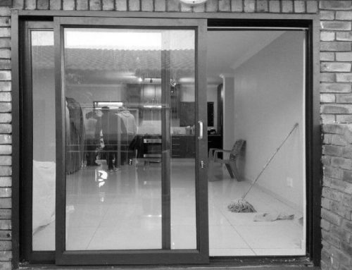 Give the Additional Value to Your Entrances with Aluminium Sliding Doors