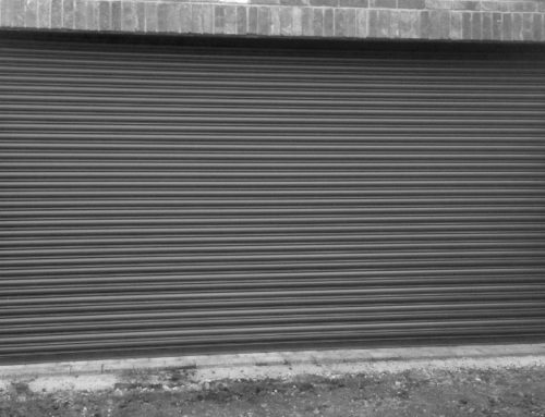 Give Your Entrances a Bolder Look with Electric Roller Shutters