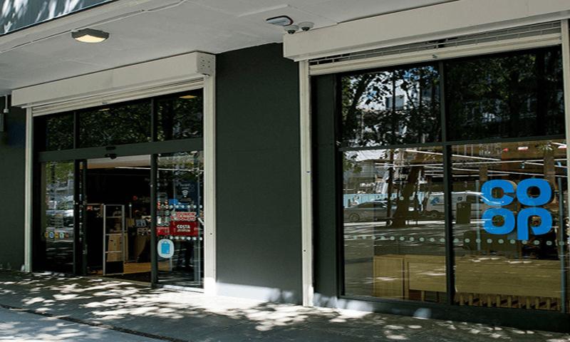 Glass Shopfronts