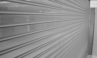 Perforated-Roller-Shutters