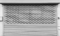 Punched-Hole-Roller-Shutters