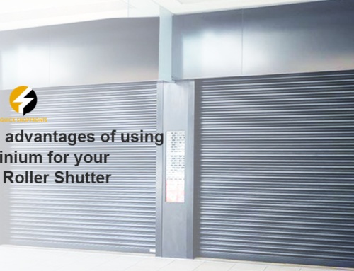 Top 5 Advantages of Using Aluminium for Your Solid Roller Shutter