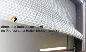 Roller Shutter Repairs