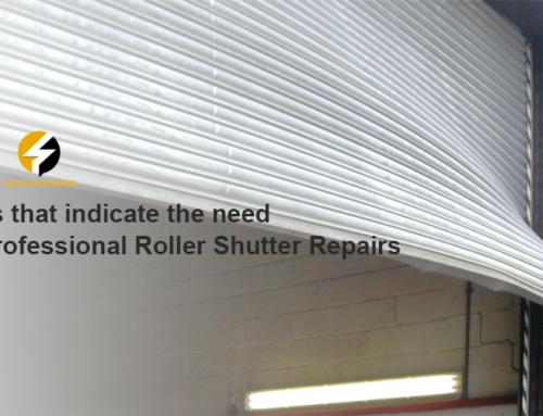 Signs that Indicate the Need for Professional Roller Shutter Repairs