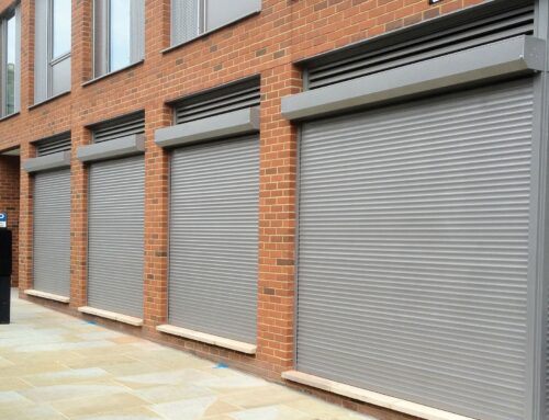 A Comprehensive Guide About Opting for Industrial Roller Shutters