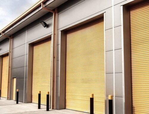 Know and Avail the Benefits of Roller Shutter Doors