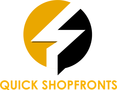 Quick Shopfronts Logo