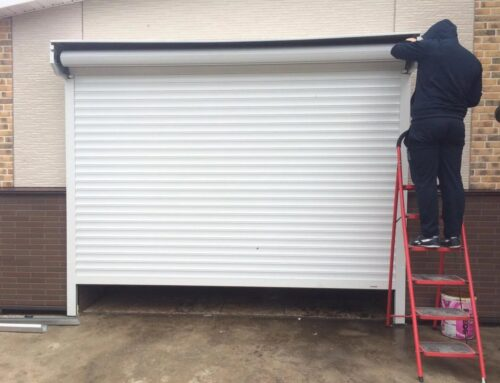 Timely Roller Shutter Repairs are necessary for business safety