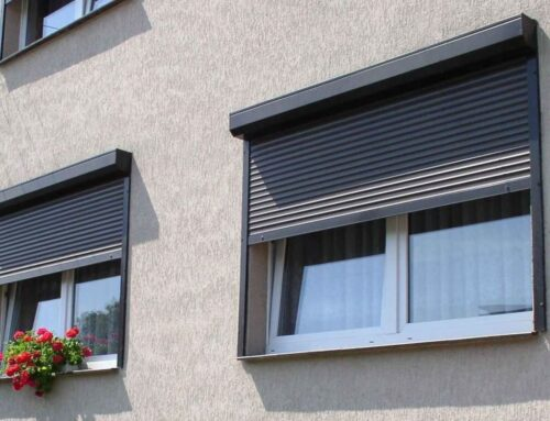 Install a reliable window roller shutter for extreme security