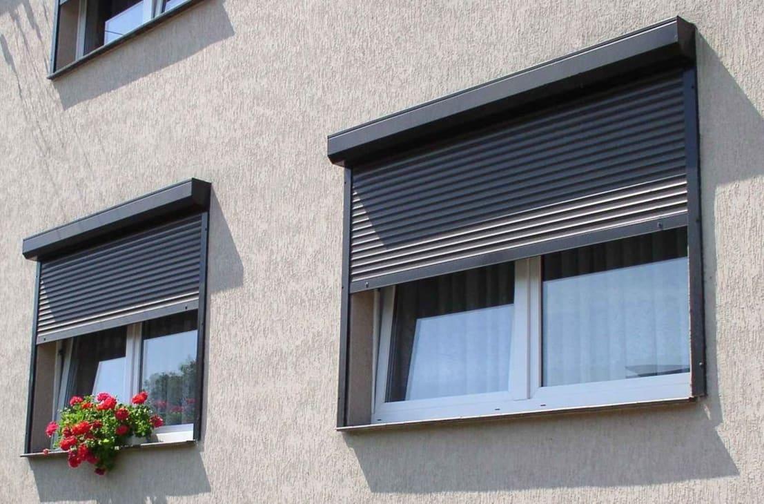 Window Roller Shutter