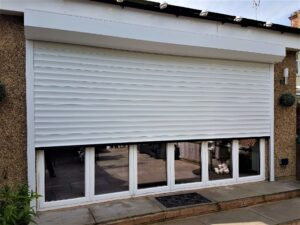 Security Roller Shutters
