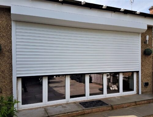 Quick Shopfronts for Security Roller Shutters Repair