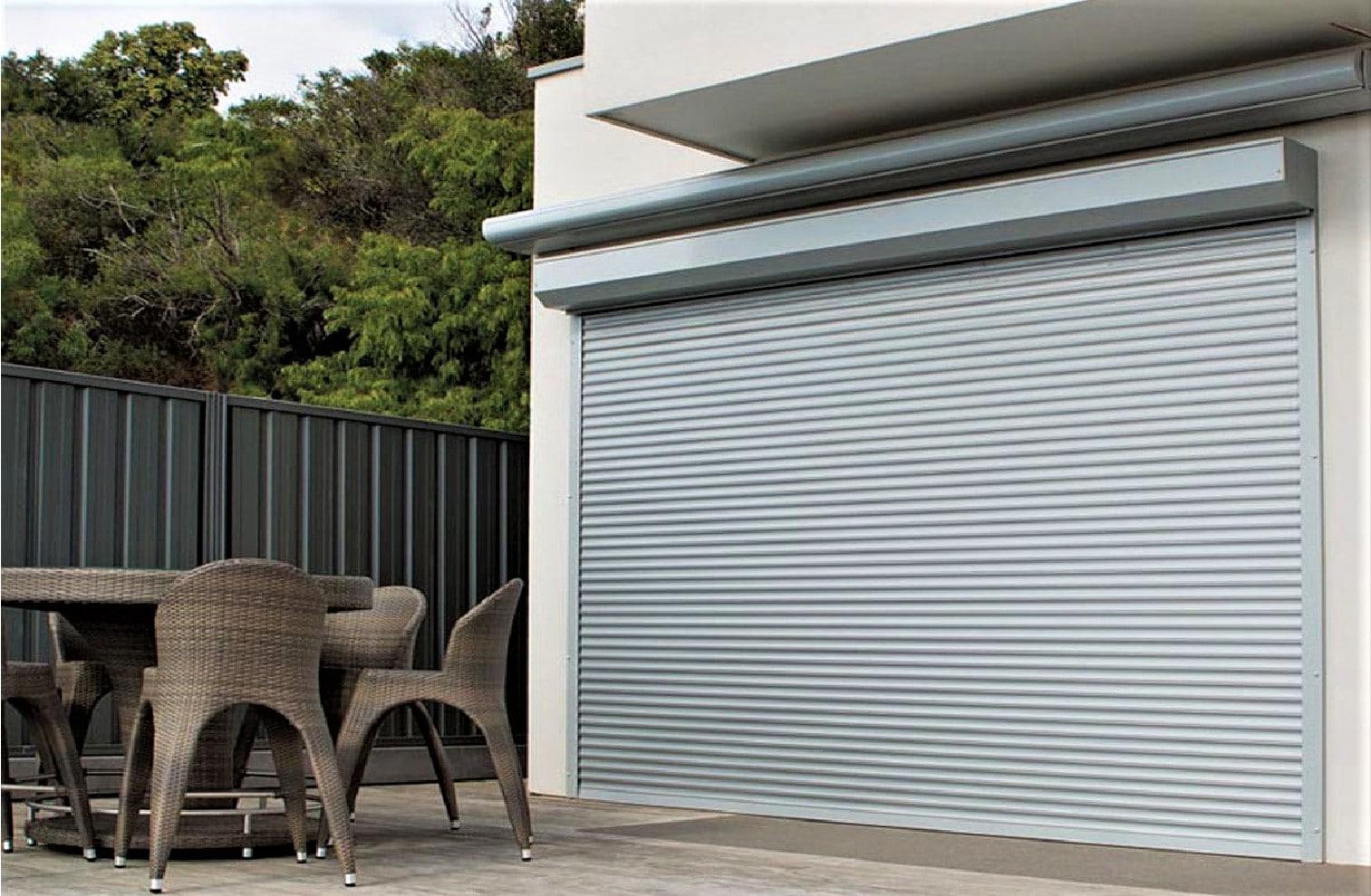 Roller Garage Shutter Doors